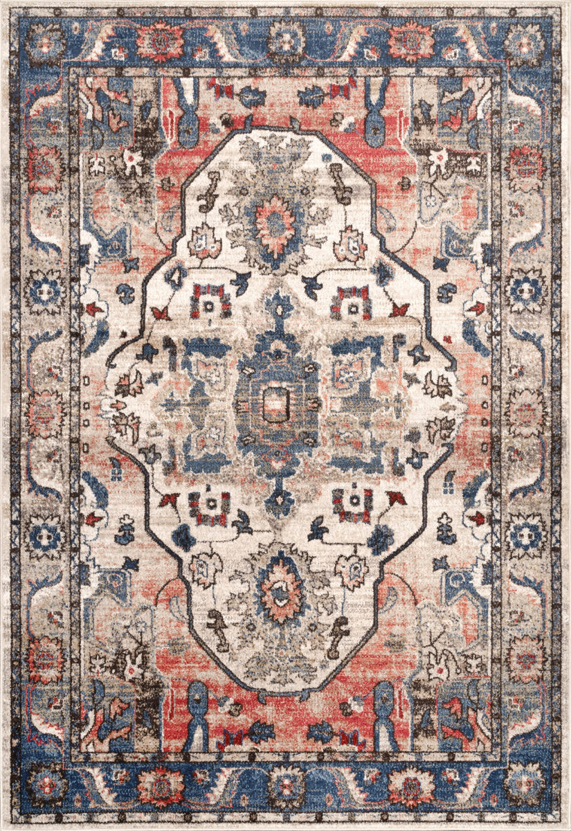 Famous Maker Transitional Brianna Multi Area Rug - 202299
