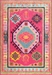 Famous Maker Bohemian Christie Pink Area Rug - 201943