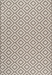 Nuloom Marybelle Tribal Diamond Beige Area Rug - 181091