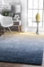 Nuloom Hand Tufted Ombre Hertha Navy Area Rug - 180963