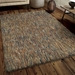 Orian Super Shag Multi Solid Multi Texture Area Rug - 211932