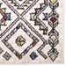 Orian West Village Tangier Soft White Texture Area Rug - 212029