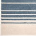 Orian Farmhouse Simple Stripe Light Blue Area Rug - 211898