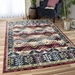 Orian West Village Sevas Multi Texture Area Rug - 212028