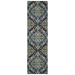 Oriental Weavers Bohemian 761n Navy - Blue Area Rug - 167432