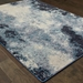 Oriental Weavers Evolution 8000b Navy - Ivory Area Rug - 167470