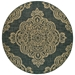 Oriental Weavers Marina 5929K Black - Tan Area Rug - 189606
