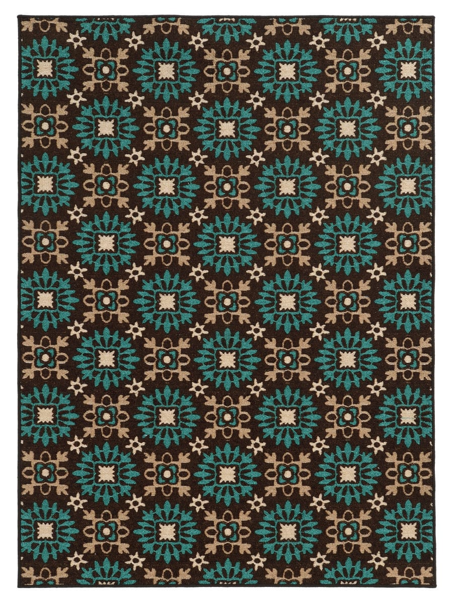 Oriental Weavers Arabella 15862 Chocolate