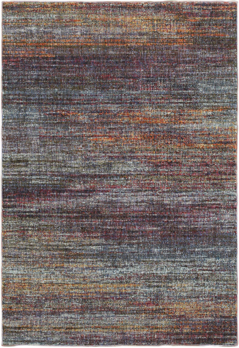 Oriental Weavers Atlas 8037b Multi Area Rug - 189537