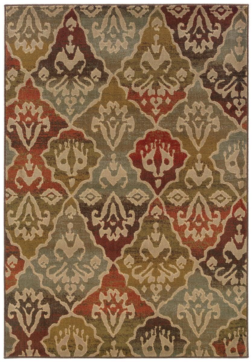 Oriental Weavers Casablanca 4442c Area Rug 85634