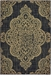 Oriental Weavers Marina 5929K Black - Tan