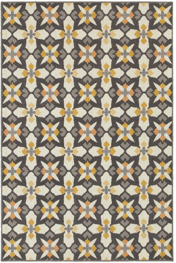 Oriental Weavers Hampton 8021l Grey