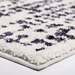 Palmetto Living Cotton Tail JA16 Textured Dots Soft White Area Rug - 211544