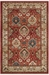 Ralph Lauren Power Loomed Lrl1255c Red - Beige Area Rug - 200511