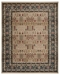 Ralph Lauren Power Loomed Lrl1297d Beige - Navy Area Rug - 200516