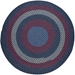 Rhody Rugs Manhattan Ma14 Evening Sky Area Rug - 181357