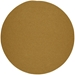 Rhody Rugs Solid S109 Vintage Gold Area Rug - 181388