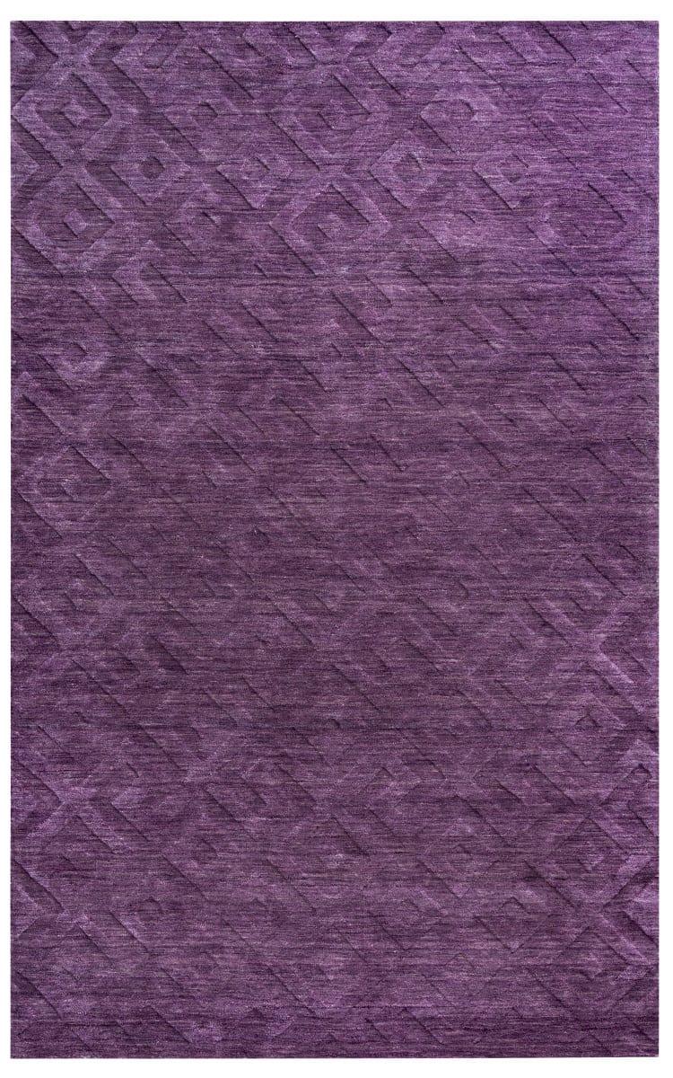 Rizzy Technique Tc 8267 Purple Rug Studio