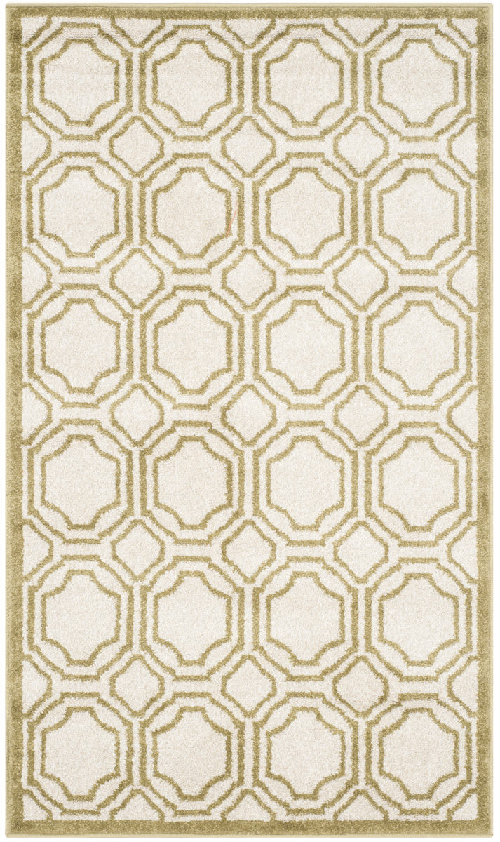 Safavieh Amherst Amt411a Ivory - Light Green