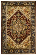 Safavieh Classic CL225A Assorted - Red Area Rug Clearance