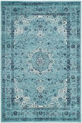 Safavieh Evoke Evk220e Light Blue Area Rug