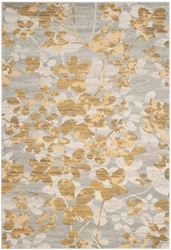 Safavieh Evoke Evk236p Grey - Gold Area Rug