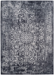 Safavieh Evoke Evk256r Black - Grey Area Rug