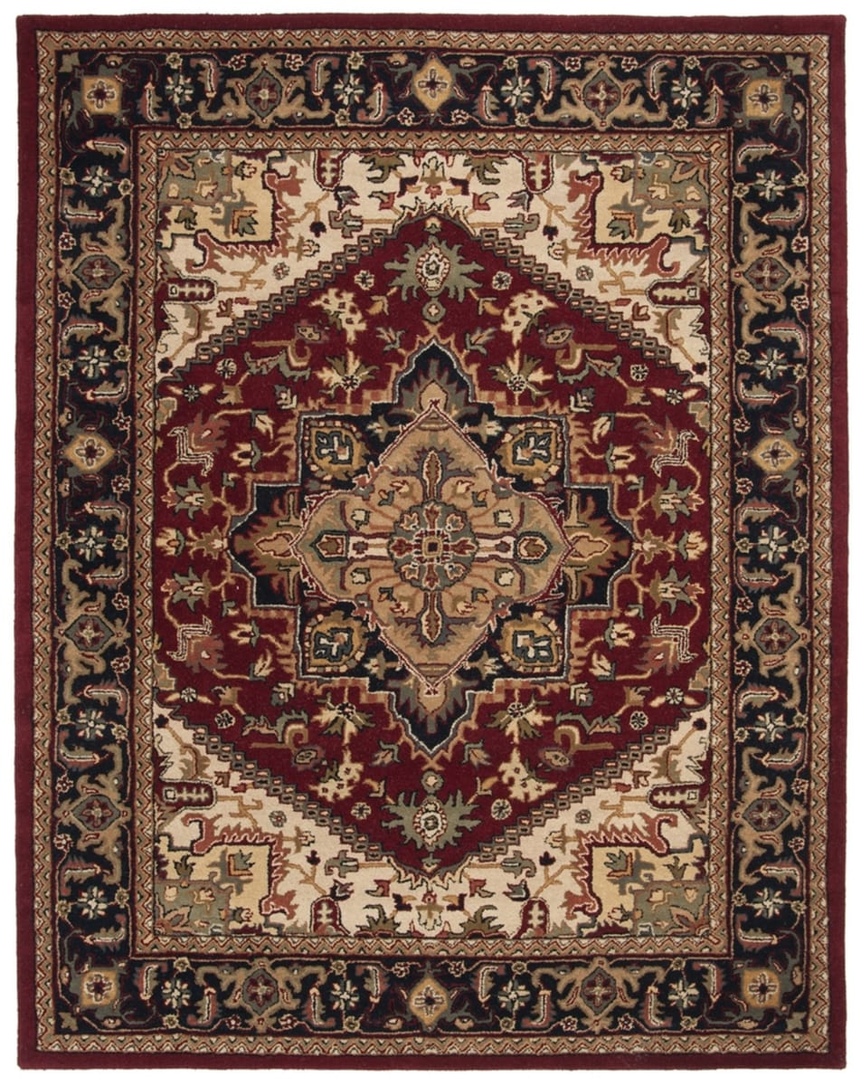 Safavieh Heritage HG625A Red