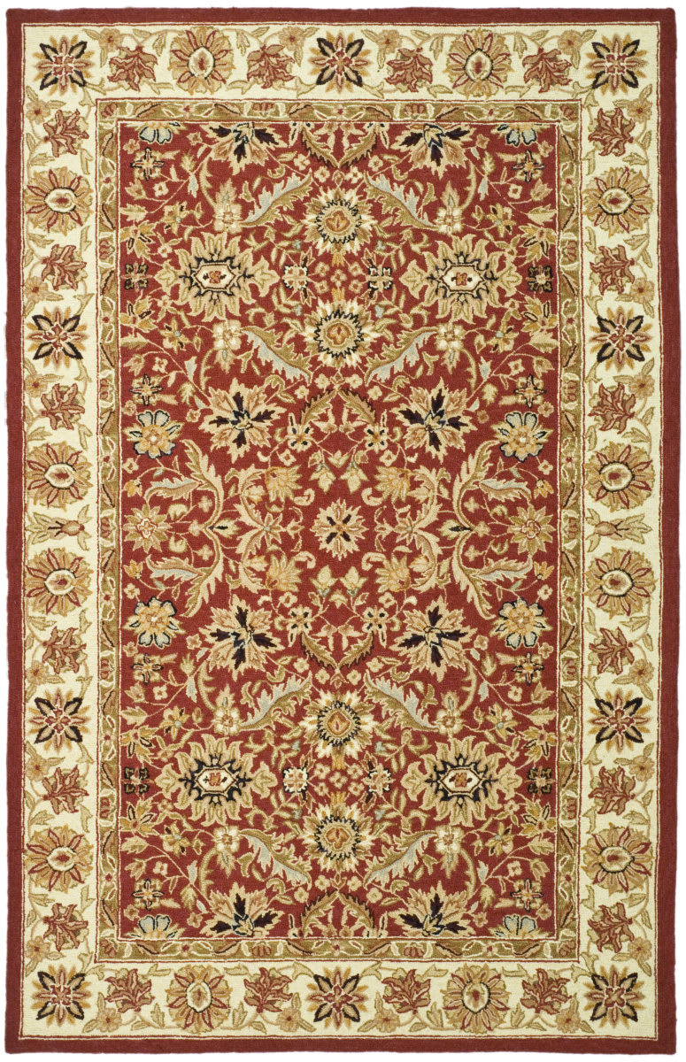 Safavieh Chelsea HK157A Red - Ivory