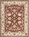 Safavieh Royalty ROY244B Red - Ivory