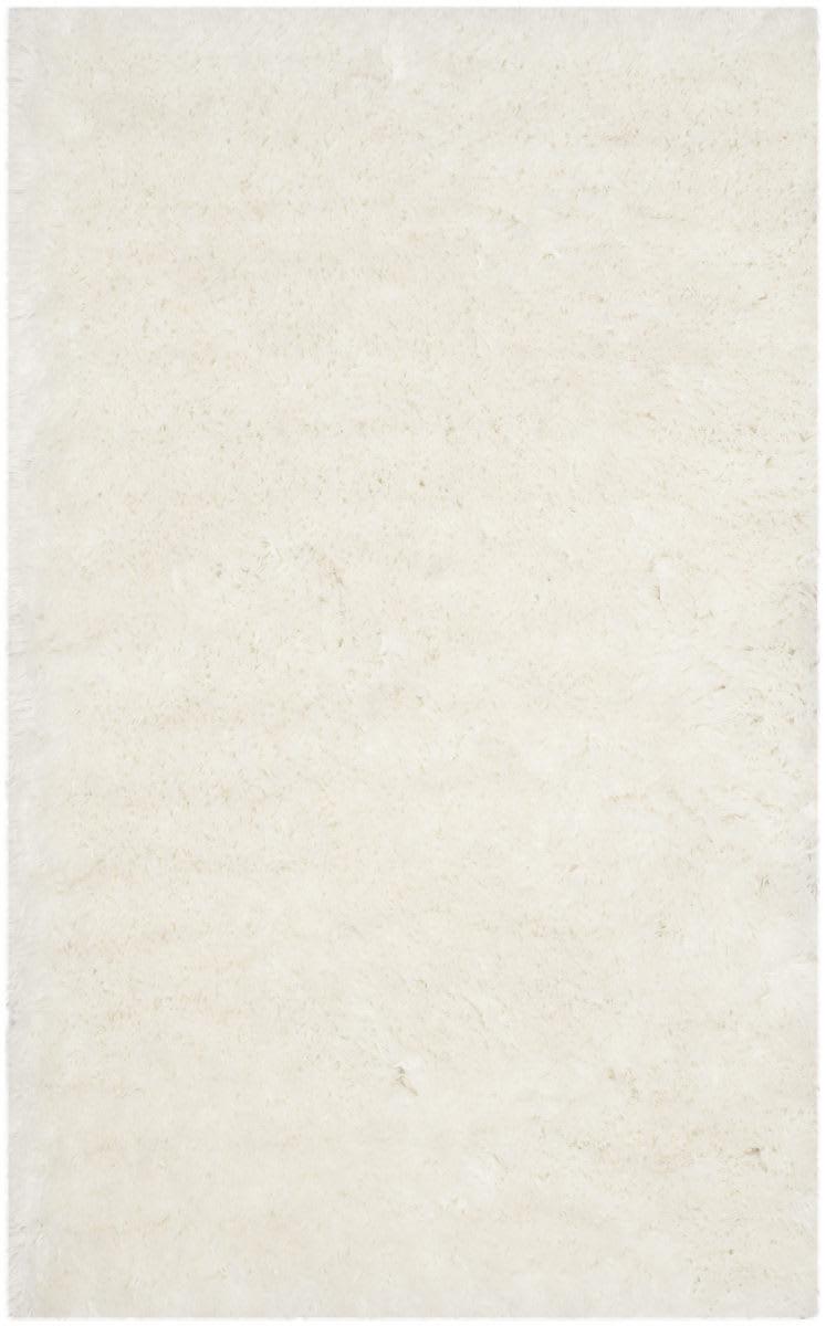 Safavieh Arctic Shag Sg270a White Rug Studio