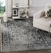 Safavieh Adirondack Adr109b Grey - Black Area Rug - 107836