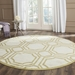 Safavieh Amherst Amt411a Ivory - Light Green Area Rug - 126625
