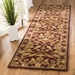 Safavieh Antiquities AT51A Wine - Gold Area Rug - 49639