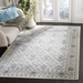 Safavieh Brentwood Bnt870g Light Grey - Blue Area Rug - 209543