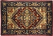 Safavieh Classic CL225A Assorted - Red Area Rug - 49679