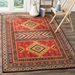 Safavieh Classic Vintage CLV511G Red - Slate Area Rug - 192802
