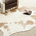 Safavieh Cow Hide COH211A Brown - White Area Rug - 80414
