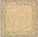 Safavieh Courtyard Cy2665-3001 Natural - Brown Area Rug - 98748