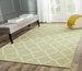 Safavieh Dhurries Dhu554a Light Green Ivory Area Rug 63133