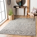 Safavieh Global Glb879f Grey - Ivory Area Rug - 215898