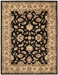 Safavieh Heritage HG957A Black - Gold Area Rug Clearance - 46773