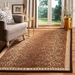 Safavieh Chelsea HK15A Black - Brown Area Rug - 46356
