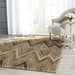 Safavieh Infinity Inf588a Taupe - Beige Area Rug - 112051