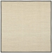 Safavieh Natural Fiber NF443B Marble - Grey Area Rug Clearance - 50138