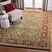 Safavieh Persian Legend PL819B Light Green - Rust Area Rug - 50186