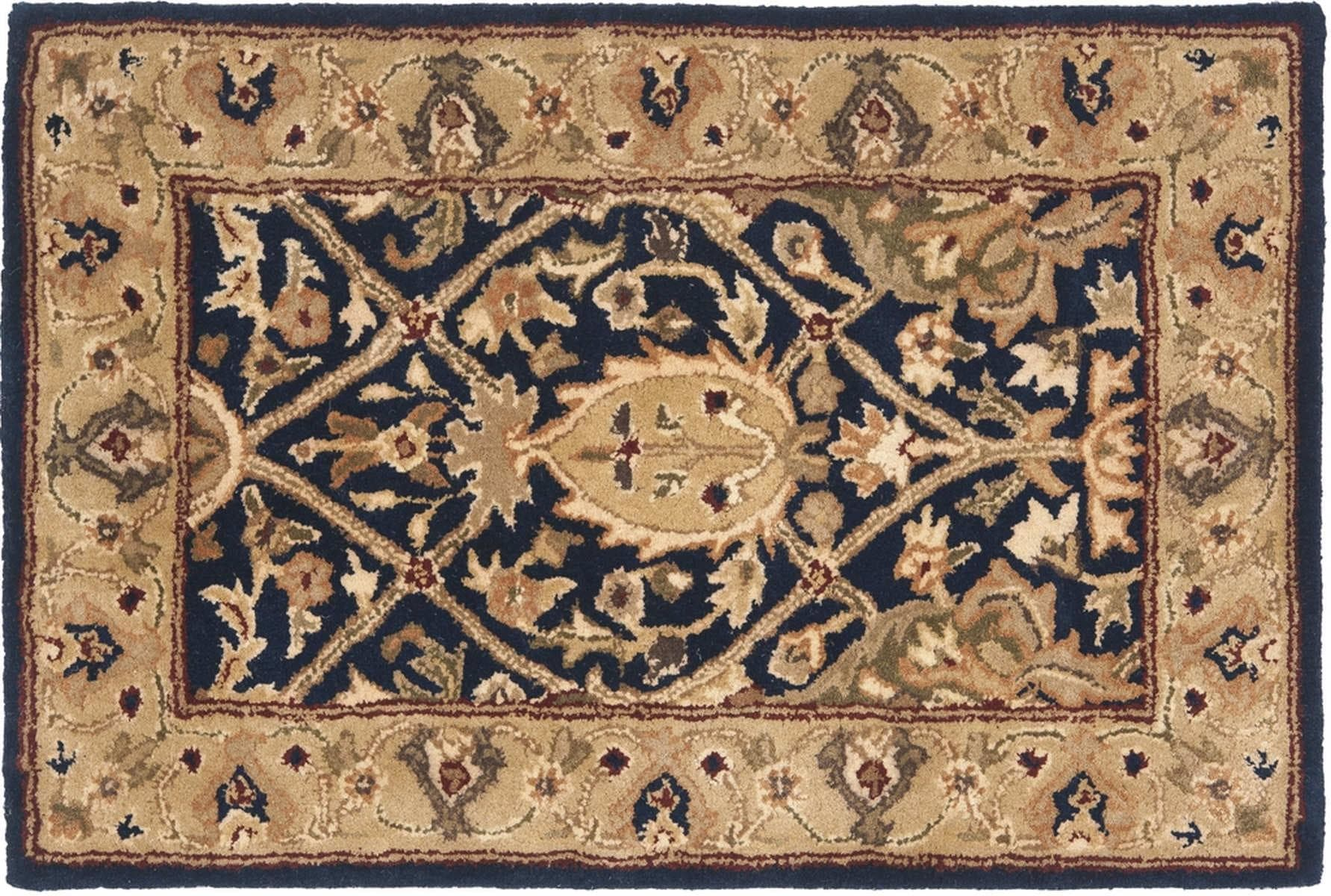 Safavieh Persian Legend Pl819c Blue - Gold Area Rug - 66368