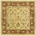 Safavieh Persian Legend PL819D Ivory - Rust Area Rug Clearance - 50187