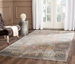 Safavieh Valencia Val108c Grey - Multi Area Rug - 155824