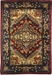 Safavieh Classic CL225A Assorted - Red Area Rug Clearance - 49679